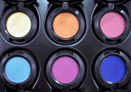 MAC Makeup Art Cosmetics Maira Kalman Eye Shadow