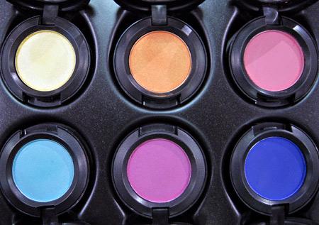 MAC Makeup Art Cosmetics Maira Kalman Eye Shadow