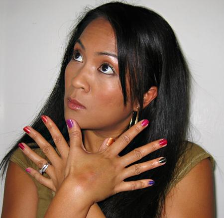 mac-makeup-art-cosmetics-notoriety-quad-fotd-spirit-fingers