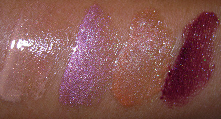 MAC Makeup Art Cosmetics Swatches Lipglass 2