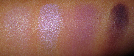 MAC Makeup Art Cosmetics Swatches Private Viewing 1