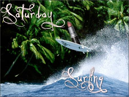 Saturday Surfing