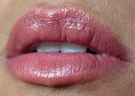sonia kashuk velvety lip shine crayon review luscious pink