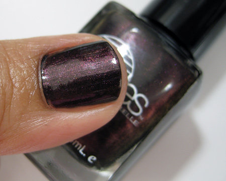 Barielle All Lacquered Up Swatches Lava Rock
