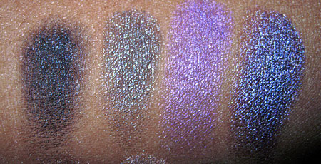 Urban Decay Book of Shadows Vol. II swatches-1