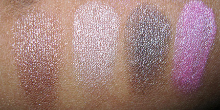 Urban Decay Book of Shadows Vol. II swatches-2