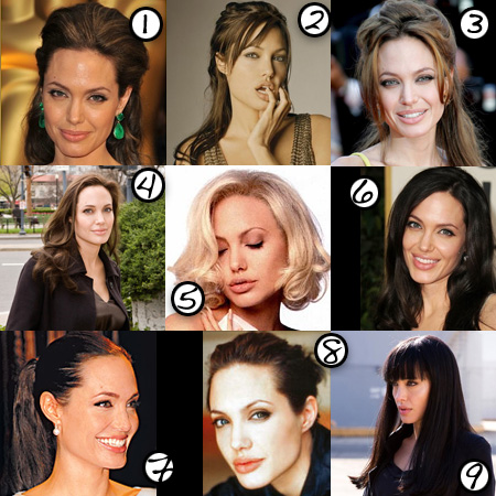 Angelina Jolie: Her Best Hair?