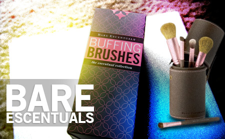 Bare Escentuals Buffing Brushes