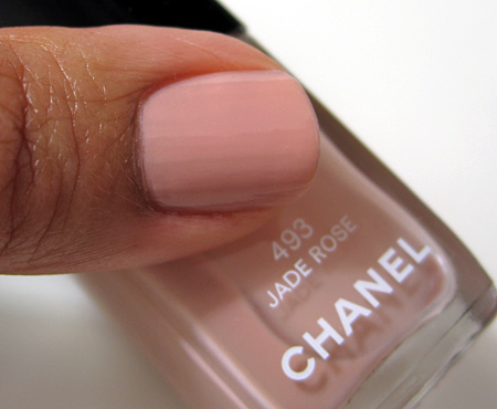 chanel jade rose review