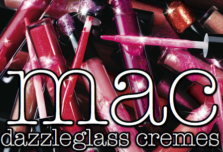 mac dazzleglass creme 1