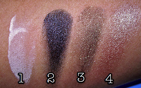 mac style black collection tutorial swatches-1