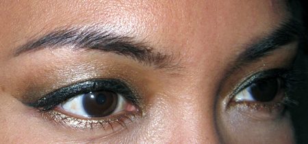 mac style black collection tutorial eyes both