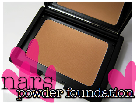 nars powder foundation review