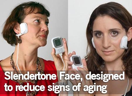 The Slendertone Face