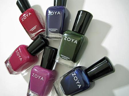 Zoya dare sampler