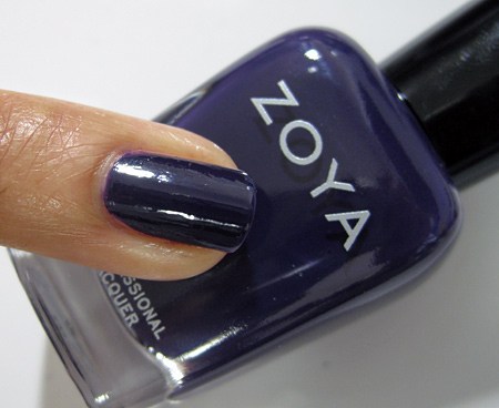 Zoya Dares You With Dark Nails In The Dare Collection Makeup And Beauty Blog