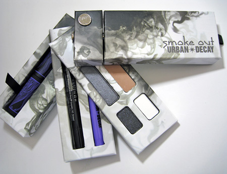 urban decay smoke out sweet lucy swatches