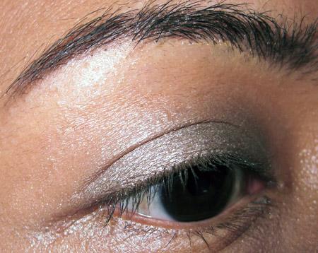 Bobbi Brown Earth Metal Palette Swatches Zinc Metal eye-3