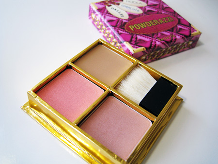 benefit cosmetics holiday 2009 powderazzi