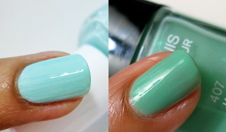 chanel-jade-and-essie-mint-candy-apple