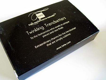 Tarte Crown Jewels Lipgloss Multi Gift Set Twinkling Trendsetters box