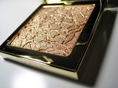 clarins palazzo doro collection gold attraction