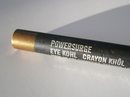 mac powersurge eye kohl end