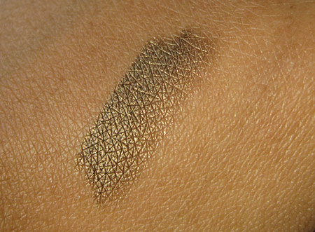 mac powersurge eye kohl swatch