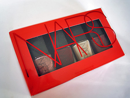 nars drop dead gorgeous box