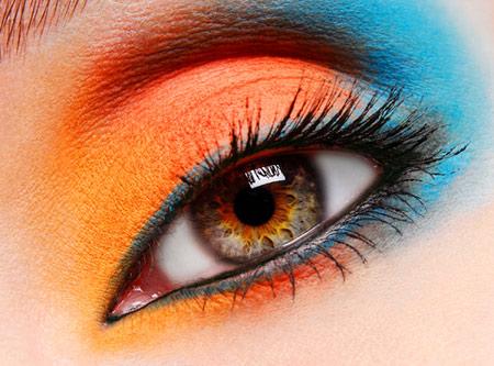 orange-and-blue-eye-closeup