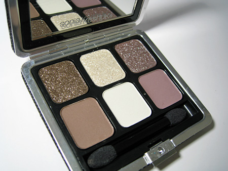 sonia kashuk starry eyes silver frame eye palette open 2