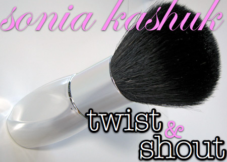 sonia kashuk twist and shout