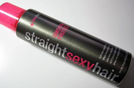 straight sexy hair smooth and protect