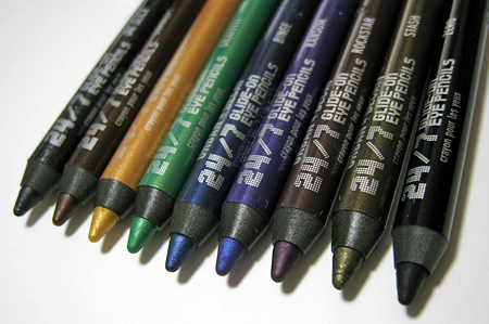 1 urban decay super stash pencils
