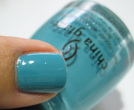 China Glaze Up and Away Swatches Review Photos Flyin High 6