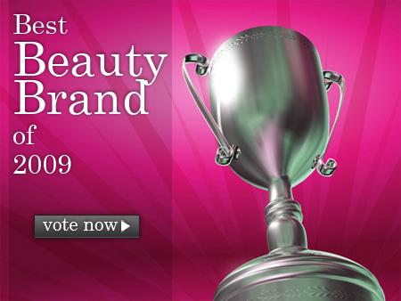 Best Beauty Brand of 2009