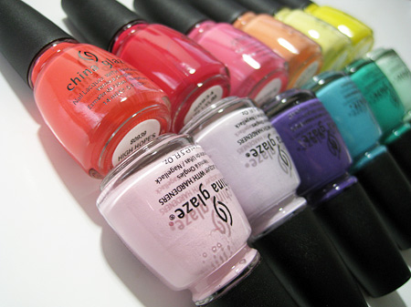 china glaze up and away spring 2010 top