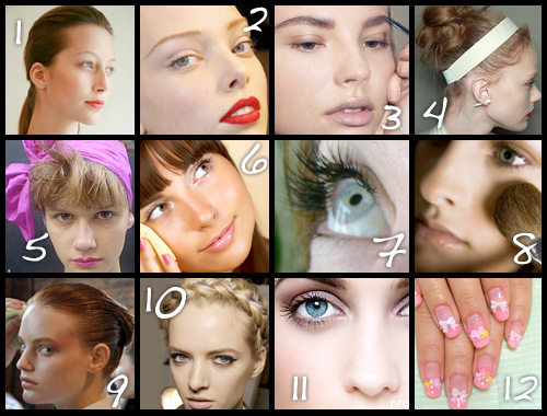 2010 beauty trends?