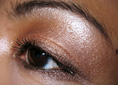 holiday party makeup prescriptives lustre holiday collection eye