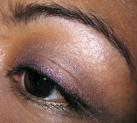 mac cosmetics mineralize eyeshadow its a miracle fotd eye