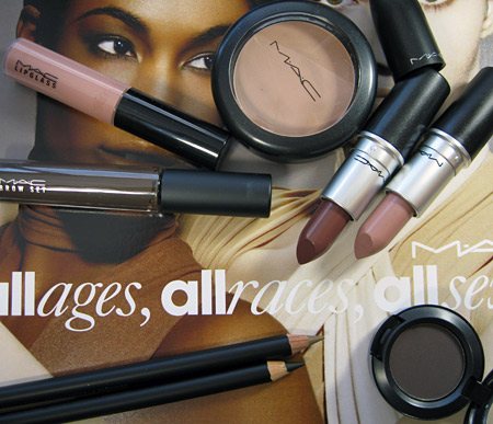 MAC All Ages All Races All Sexes Swatches