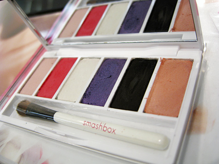 Smashbox Heartbreaker Collection Eye Shadow Palette Kiss N' Tell
