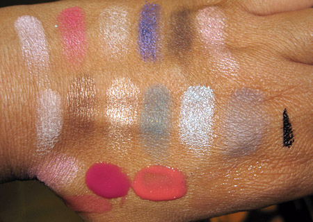 Smashbox-HeartbreakSmashbox Heartbreaker Collection Swatches