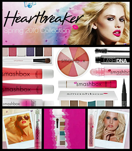 Smashbox Heartbreaker Collection