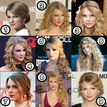 Taylor Swift Her Best Hair Makeup And Beauty Blog