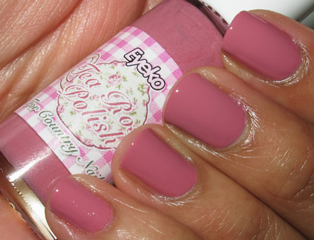 eyeko tea rose polish