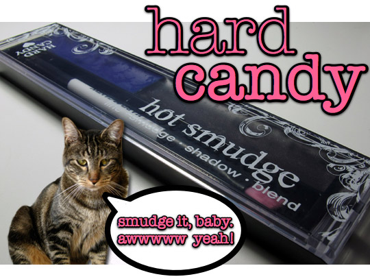 hard candy hot smudge review