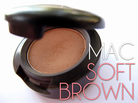 mac soft brown