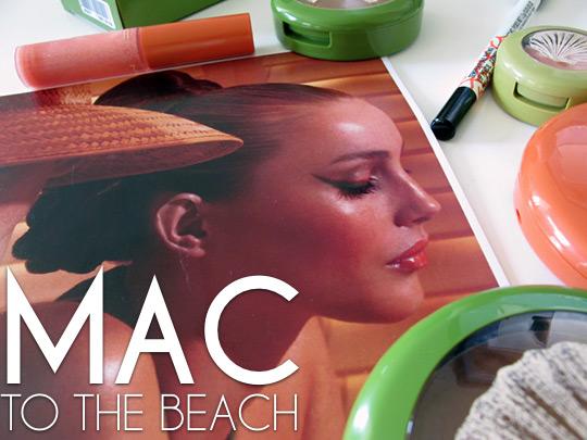mac to the beach