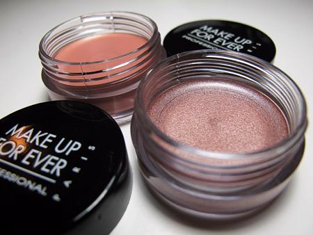 make up for ever aqua cream review